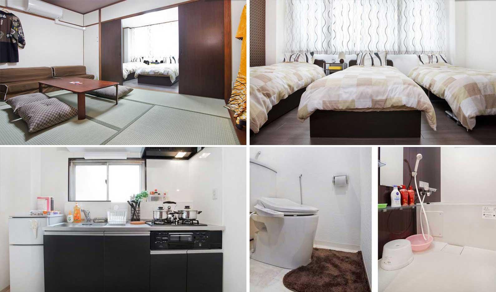 Guest House Ukuran Besar Di Jepang