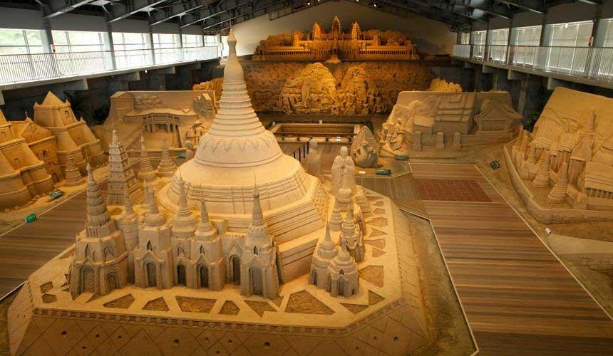 Museum Pasir Di Jepang
