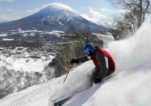 Resor Ski Di Jepang