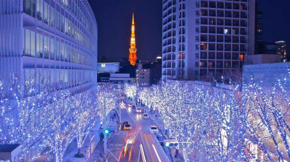 Shinjuku Terrace City Di Jepang