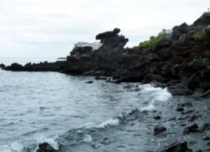 Batu Dragon Head