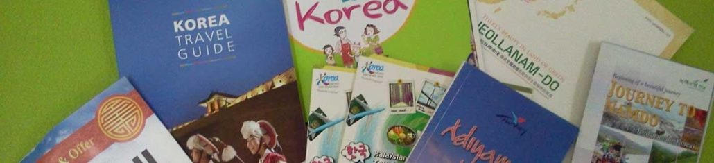 E-Book Informasi Traveling Ke Korea