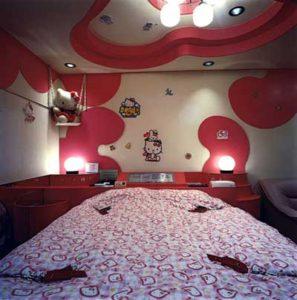 Love Hotel di Jepang