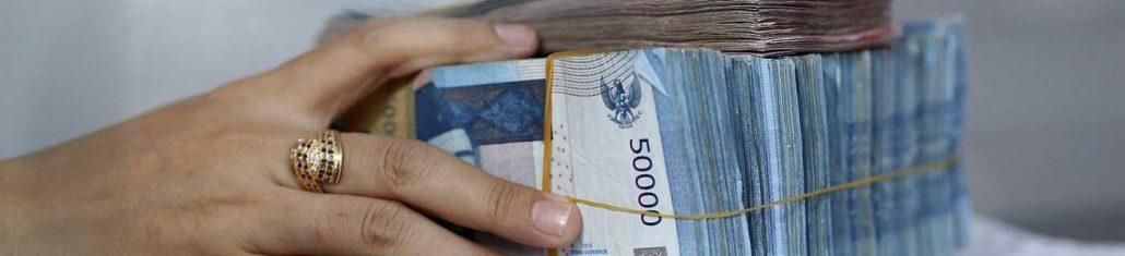 Menukar Mata Uang Rupiah