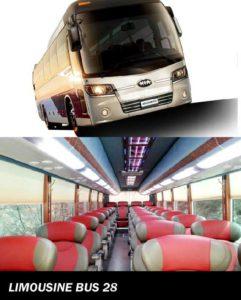Limousine Bus 28