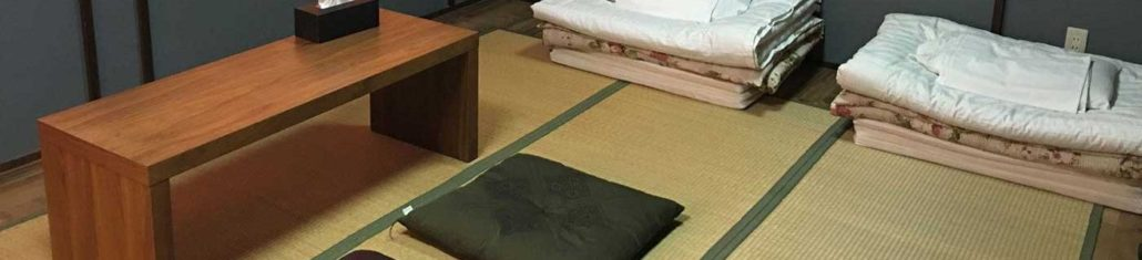 Guest House Di Jepang